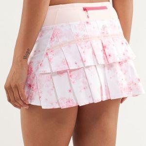 Lululemon Pace Setter Skirt Frangipani Pink 8